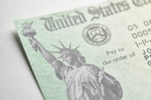 Can the Government Take My Third Stimulus Check for Back Child Support?